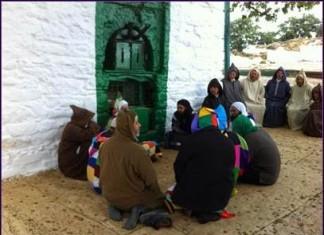 Visite de Mawlay Abdessalam ibn Machich