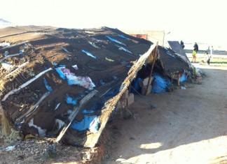 Tente Karkariy à Bergem (Maroc)