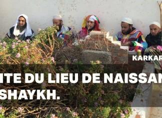 Visite du lieu de naissance de sidi shaykh (zawiya de sidi moulay Tahîr) - Soufisme