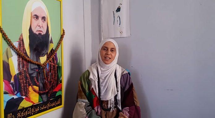 """""""Ici tu es chez le waliy d'Allâh"""" témoignage de faqira Nadjet (Algérie)"""