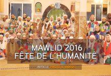 Mawlid 2016 - Fête de l'Humanité