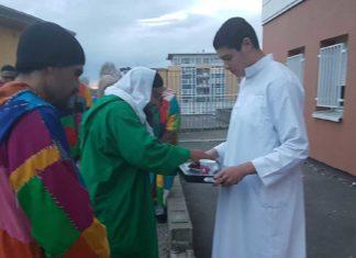 Visite du Shaykh en Europe - Dreux