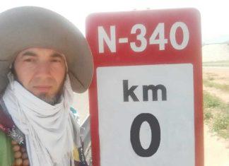 1000 km de marche jusqu'à mon Shaykh (vidéo)