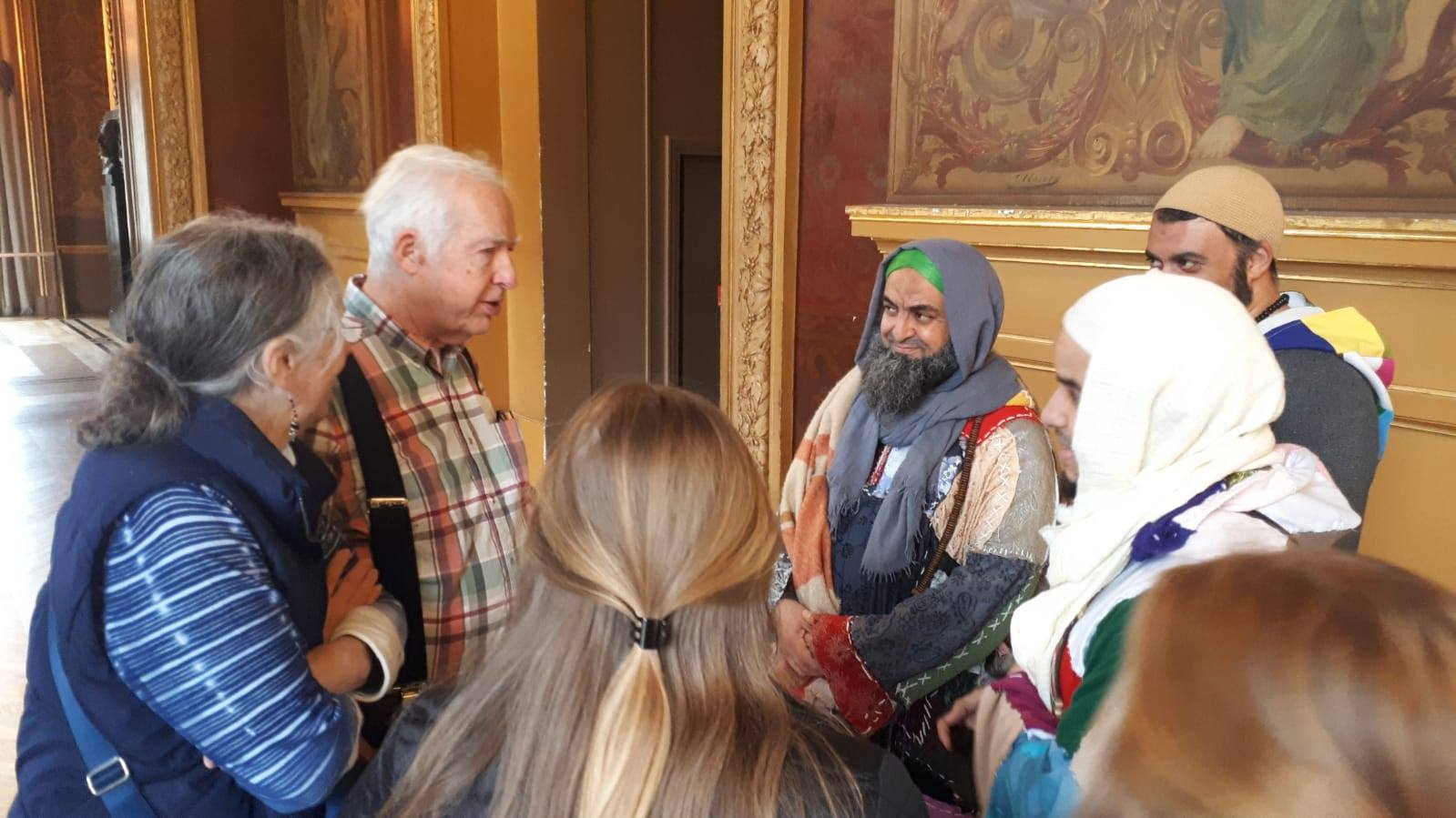 Sidi Shaykh à l'Opéra Garnier