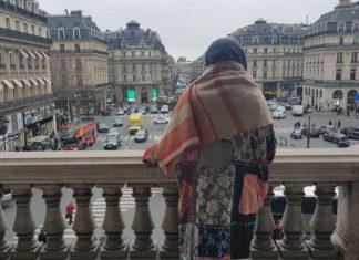 Sidi Shaykh à Paris (mars 2019)