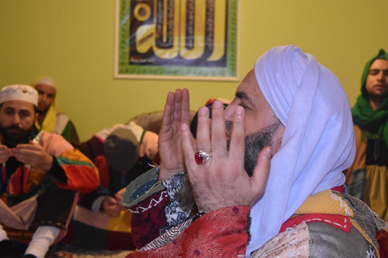 Invocations du Shaykh à la zawiya de Lyon