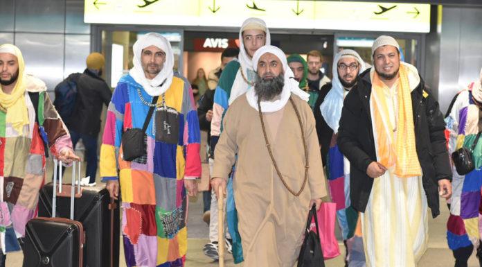 Photos & vidéos - Visite du Shaykh à Montauban (01/2020)