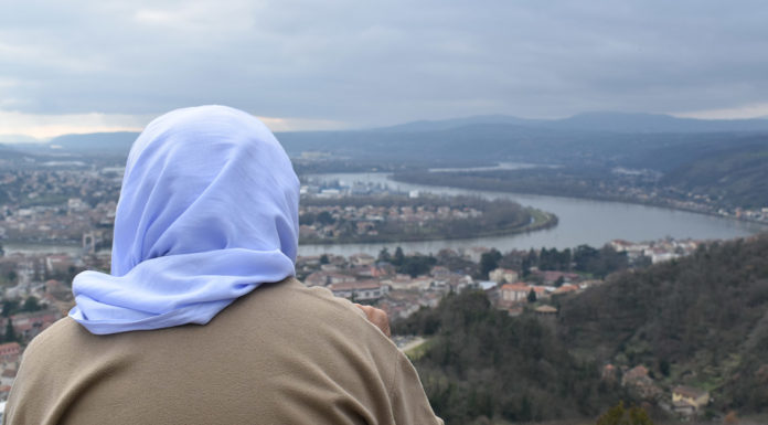 Photos & vidéos - Visite du Shaykh à Lyon (12/2019)
