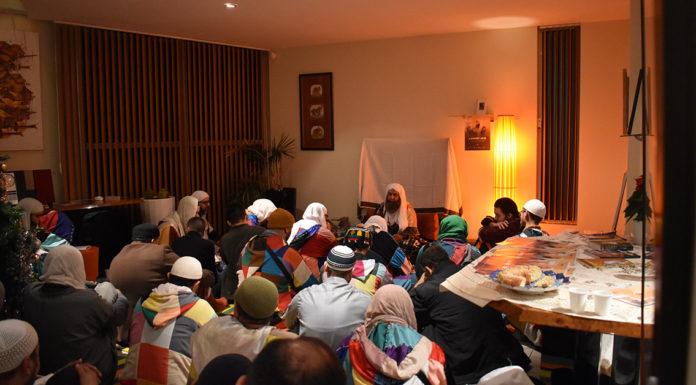 Photos & vidéos - Visite du Shaykh à Bordeaux (01/2020)