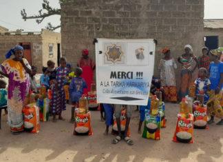 La Tariqa Karkariya apporte de la joie aux habitants de deux villages sénégalais