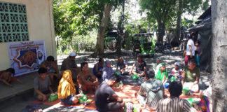 La Tariqa Karkariya entreprend une initiative humanitaire aux Philippines