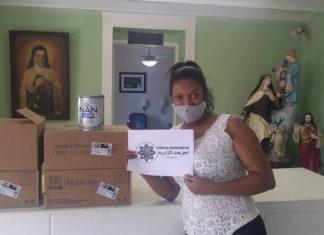 Deuxième action humanitaire au Brésil