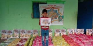 Initiative humanitaire de la Tariqa Karkariya au Népal