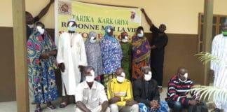 Les disciples karkaris togolais en lutte contre la cataracte