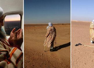 Le Shaykh Mohamed Faouzi Al Karkari en soutien au Sahara marocain